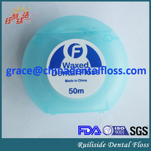 Personized 50M FDA Approved Dental Floss Individual
