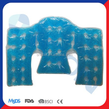 Hot sales promotional reusable clay pack for cold and hot therapy