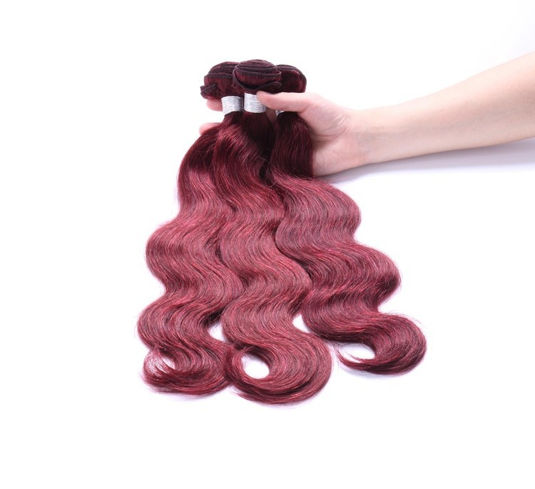 Tailored Super Price Unprocessed Blue Flashpoint Hair Color Fading