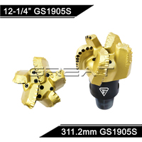 all types used Steel body diamond PDC drilling bits scrap tricone bits from china