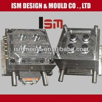 plastic battery container mould