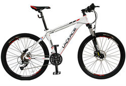 26 inch alloy frame alloy suspension fork 27sp adult sports mountain bike