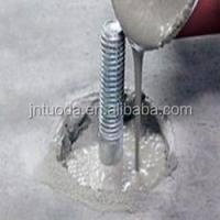 Jinan China grout concrete powder coating per ton price