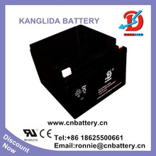 12v 24ah maintenance free sealed lead online UPS battery,12v sealed deep cycle UPS battery