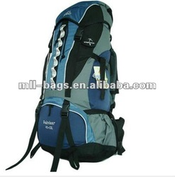 high quality external frame mountaineering backpack bag