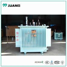 High Power efficiency transformer 10kv 11kv 160kva 160w 3 phase oil electrical high voltage transformer