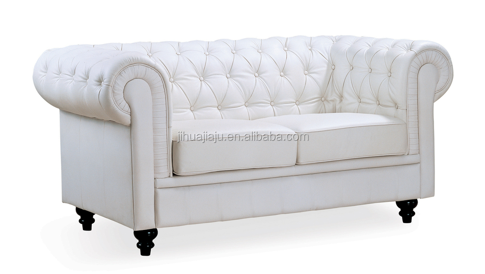 Moderne leren bank chesterfield witte hoek chesterfield lederen bank chesterfield lederen bank