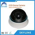 Câmaras cctv 600 tvl/700 tvl/800 tvl ccd da câmera analógica ahd cctv câmera dome