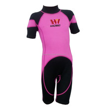 kids CR neoprene surf suit with super stretch,extend,nylon