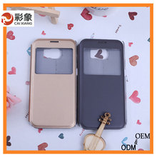 100% Brand new drawing skin leather phone case for Apple iphone 5