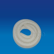 Clear PVC/PU spiral heavy duty suction hose