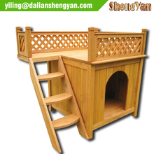 Wooden style cat home, dog home