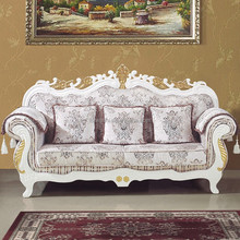Antique sofa set fabric,arabic style living room furniture,Foshan furniture markets 1+2+3