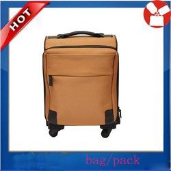 fashionable product 2015 Pu Travel Trolley Bags For 3 Pieces