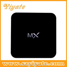 amlogic 8726 mx tv box a9 dual core android smart tv box paypal & escrow payment accept google android set top box