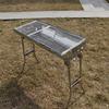 camping equipment european barbecue grill CS0654