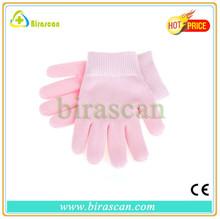 Superdealer-- 2pairs/LOT( (1pair glove+1pair socks) Whiten Skin Moisturizing Treatment Gel SPA gloves and socks
