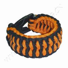 Handwoven Rope Bracelet for climbing