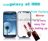 For Samsung i9300 ,s3Mirror screen protector,mirror screen laptop protector from factory