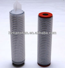 High dirt holding ACF Filter for water clarification