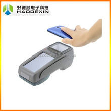 Lowest cost price pos system with RFID/MSR/3G/Wifi for for bus ticketing and convenient payment ---Gc028+