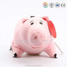 OEM high quality plush pig
