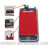 Wholesale factory price Replacement LCD assembly For iPhone 4 white