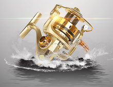 Top quality full metal body spinning reel