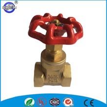 stem 200 wog 3 inch brass gate valve with handwheel
