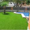 Luxurious artificial grass for landscape
