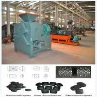 iron/mineral briquette ball press price/briquette making machine