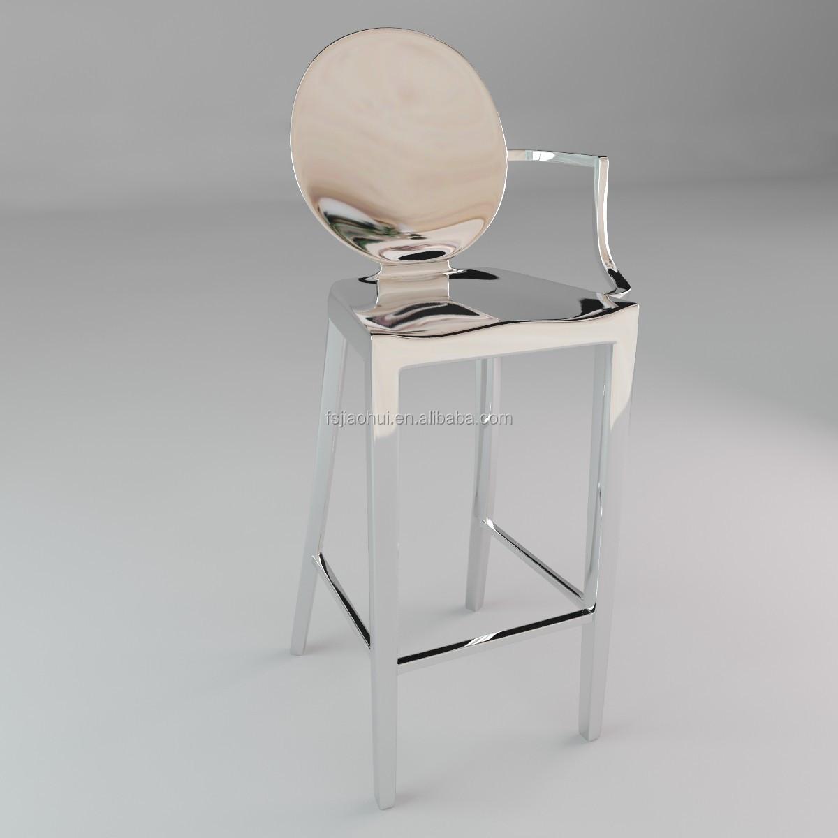 Kong Bar Stool Chair View Kong Bar Stool Chair Product Details from Foshan Jiaohui Glass