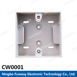 for sale Low Price best quality face plate with rca/f adaptor