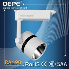 High Quality Hot Sell Cob Led Track Light Focusable COB 70W LED Track Lighting