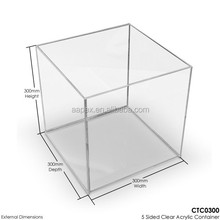 Wall Mount Acrylic Playmobil Display Case, Lucite Mini figtures Wall Display, Desktop Perspex Lego Display Cabinet