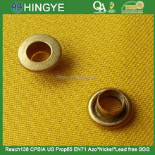 7mm Folded Rim Metal Grommet For Handhag / Clothes / shoes --- A033