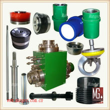 OEM and API drilling rig triplex Mud pump fluid end expendables for sale