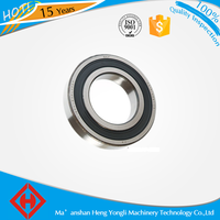 Cheap and high precision deep groove ball bearing 12x1.75 abs rim with sealed ball bearing