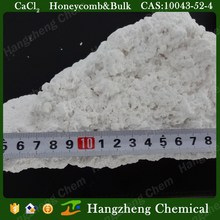 Calcium Chloride anhydrous industrial salt importers in China