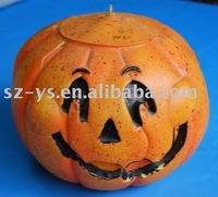 New style plastic foam pumpkin creator free happy face
