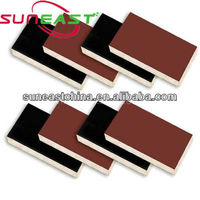 9mm and 12mm film faced plywood for myanmar market
