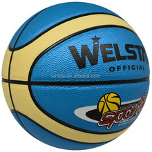 Customized Top Seller PVC Laminated Basketball Cheap wholesale sport ball basketball for Training