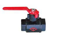 Cast Iron/grey iron/ductile iron inside screw ball valve pn16 Q11F-16