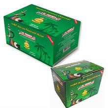 Al Fakher Shisha Hookah Coal 60, 120 Tablets 100% Natural Coconut Charcoal