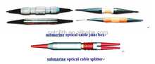 Submarine Cable, Joint Box and Splitter