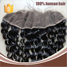 Brazilian Curl Can Hold For Long Time Cheap Stock Silk Base Closure