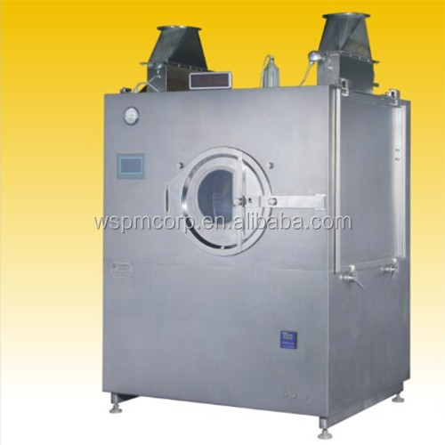 aqueous coater machine
