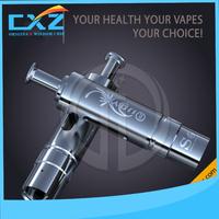 New High Safety Dual coil 510/eGo Thread gift box caravela mod ecig