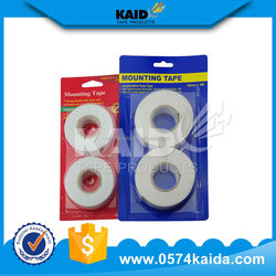 Alibaba express Top quality excellent quality customized design manufacture1mm thick rubber insulation foam tape