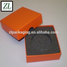jewelry gift box with foam inserts